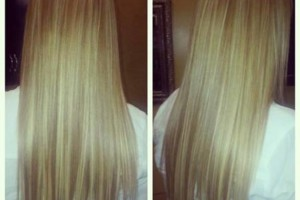 Photo #1: Quality Hair Extensions at The Color Box in Orangevale