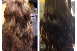 Photo #7: Quality Hair Extensions at The Color Box in Orangevale