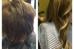Photo #13: Quality Hair Extensions at The Color Box in Orangevale