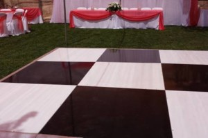 Photo #6: AV Party Rental. Dance Floor, Chairs and Jumper packages