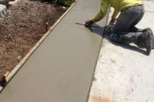 Photo #3: Sanchez Landscaping & Concrete