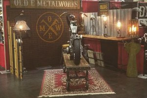 Photo #3: OLD E METALWORKS . Motorcycle Service, Repair, Fabrication...