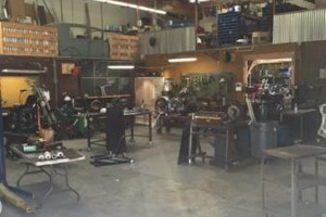 Photo #5: OLD E METALWORKS . Motorcycle Service, Repair, Fabrication...