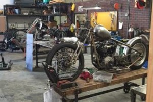 Photo #6: OLD E METALWORKS . Motorcycle Service, Repair, Fabrication...