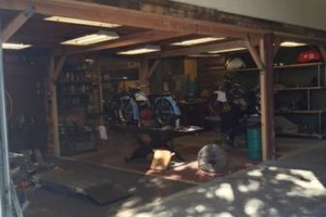 Photo #7: OLD E METALWORKS . Motorcycle Service, Repair, Fabrication...