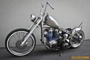 Photo #11: OLD E METALWORKS . Motorcycle Service, Repair, Fabrication...