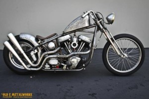 Photo #14: OLD E METALWORKS . Motorcycle Service, Repair, Fabrication...
