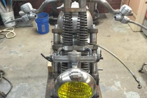 Photo #17: OLD E METALWORKS . Motorcycle Service, Repair, Fabrication...