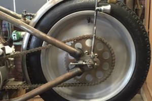 Photo #18: OLD E METALWORKS . Motorcycle Service, Repair, Fabrication...