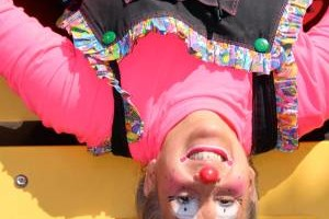 Photo #20: OOPS C. DAISY Silly clown magic, face painting