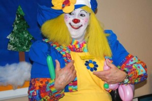 Photo #16: OOPS C. DAISY Silly clown magic, face painting