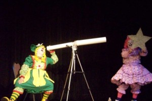 Photo #14: OOPS C. DAISY Silly clown magic, face painting