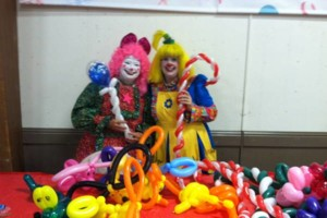 Photo #10: OOPS C. DAISY Silly clown magic, face painting