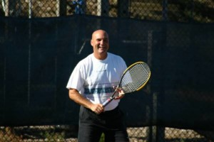 Photo #1: Tennis Lessons - one hour lesson is $30.00