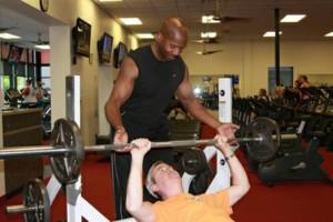Photo #8: 1on1BodyFitness. Personal Training