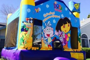Photo #15: Disney Cartoon bounce house rentals. Hot deals!