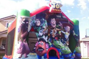 Photo #6: Disney Cartoon bounce house rentals. Hot deals!