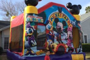 Photo #5: Disney Cartoon bounce house rentals. Hot deals!