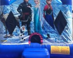 Photo #2: Disney Cartoon bounce house rentals. Hot deals!
