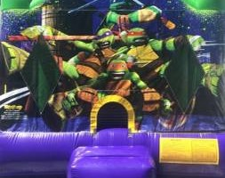 Photo #1: Disney Cartoon bounce house rentals. Hot deals!