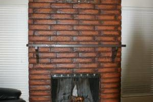 Photo #13: Faux Stone, Marble, Wood finishes for your fireplace and more