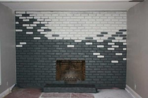 Photo #11: Faux Stone, Marble, Wood finishes for your fireplace and more