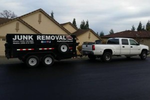 Photo #1: Big Rich Hauling Junk Removal (Lic'd)