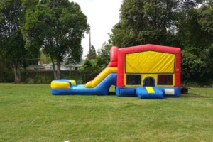 Photo #2: Jump around party rentals