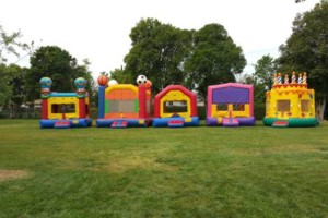 Photo #1: Jump around party rentals