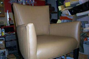 Photo #1: Canales Upholstery