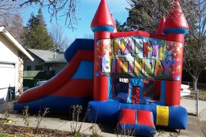 Photo #12: SacCity Bounce. Jump Houses - Slides - Concessions Rentals