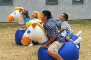 Photo #11: SacCity Bounce. Jump Houses - Slides - Concessions Rentals