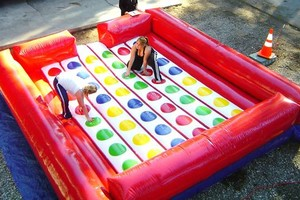 Photo #10: SacCity Bounce. Jump Houses - Slides - Concessions Rentals