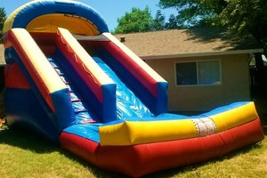 Photo #8: SacCity Bounce. Jump Houses - Slides - Concessions Rentals