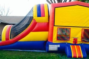 Photo #7: SacCity Bounce. Jump Houses - Slides - Concessions Rentals