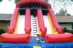 Photo #6: SacCity Bounce. Jump Houses - Slides - Concessions Rentals
