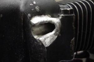 Photo #19: WELDING. ALL ALUMINUM & ENGINE CASES! SACRAMENTO