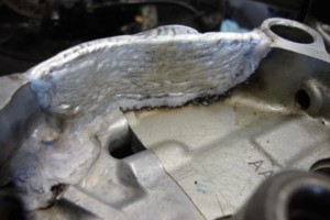 Photo #12: WELDING. ALL ALUMINUM & ENGINE CASES! SACRAMENTO