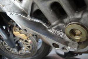 Photo #9: WELDING. ALL ALUMINUM & ENGINE CASES! SACRAMENTO