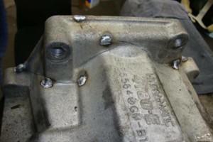 Photo #4: WELDING. ALL ALUMINUM & ENGINE CASES! SACRAMENTO