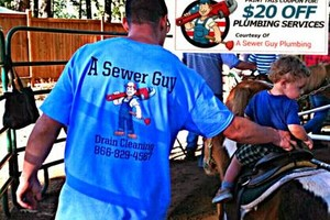 Photo #1: Discounted PLUMBERS 24/7 LOCAL!