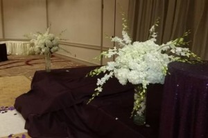 Photo #2: CALLING ALL BRIDES to Budding Events - DO YOU HAVE A FLORIST YET?