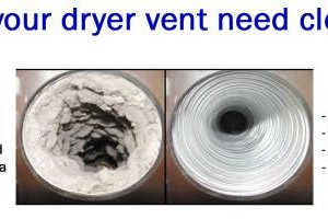 Photo #10: Dryer Vent Servicing / Lint Removal $79.99