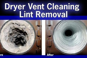 Photo #9: Dryer Vent Servicing / Lint Removal $79.99