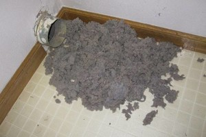 Photo #4: Dryer Vent Servicing / Lint Removal $79.99