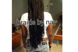 Photo #23: Braids faux locs weaves twist