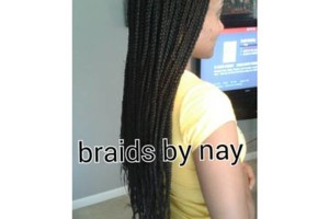 Photo #21: Braids faux locs weaves twist