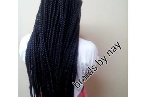 Photo #13: Braids faux locs weaves twist