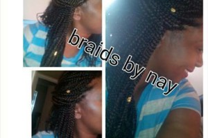 Photo #12: Braids faux locs weaves twist