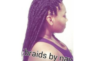 Photo #10: Braids faux locs weaves twist